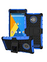 Cellar Defender Case for Micromax Yu Yuphoria -Blue