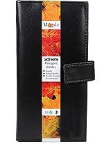 Maple Leatherette Passport Holder, 24 Cm x 2 Cm x 12 Cm, Pack of 1