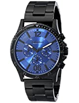 Caravelle New York Sport Analog Blue Dial Men's Watch - 45A106