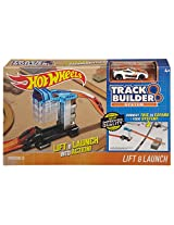 Hot Wheels Workshop Track Builder Lift & Launch Track Extension