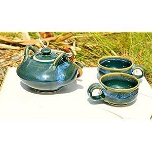 HappiSage Aladdin Tea Set