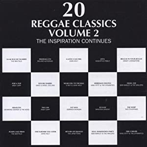 20 Reggae Classics: Volume 2: The Inspiration Continues