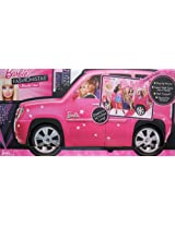 Barbie Fashionistas ULTIMATE EXPANDABLE LIMO LIMOUSINE w VANITY, POP UP Mirror & MORE! (2010)