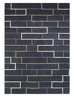 Mili Designs NYC Bricks Rug, 5' x 8'