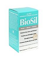 Natural Factors - Biosil skin / Hair / Nails - 120 Vcaps