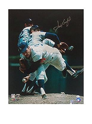 Steiner Sports Memorabilia Sandy Koufax Multi Exposure Photo, 20