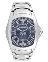 Chronotech Silver Bracelet Men Analog Watch CT7896M92M