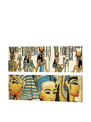 Dekorjinal Set, 2-teilig dekoratives Bild Ugu051 (mehrfarbig)