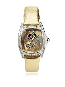 Hello Kitty Gold Stainless Steel Watch