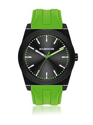 K&BROS Reloj 9560 (Verde)