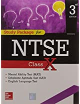 Study package for NTSE class X (Third Edition,2016)
