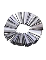 14 Styles Pastry Tube Cookie Cutters Pastry Tips Set Cake Decoration