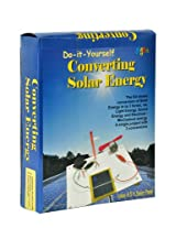 Do It Yourself Multiple Solar Energy Conversion Kit Educational Learning Toy