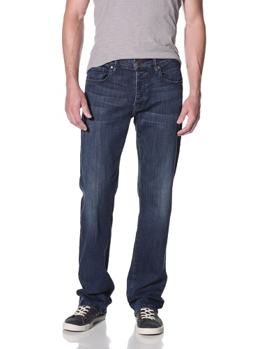 Genetic Denim Men's The Maverick Straight Jean (Dark Sunset)