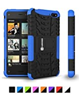 Cush Cases Blitz Series Heavy Duty Cover Case for Amazon Fire Smartphone (Blue)