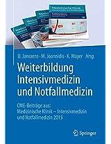 Weiterbildung Intensivmedizin und Notfallmedizin: CME-Beitäge  aus: Medizinische Klinik - Intensivmedizin und Notfallmedizin 2013 - 2014