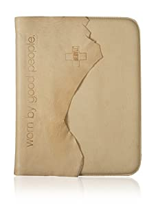 +Beryll Raw Men's iPad Sleeve (Sand)
