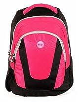 TLC Speck Pink Black Laptop 14.1 inch Backpack Bag
