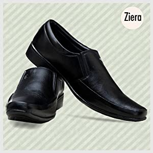 Ziera Formal Shoes Black