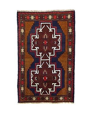 Eden Teppich Beluc mehrfarbig 90 x 140 cm
