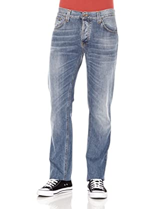 Nudie Jeans Pantalón Hank Rey (Azul claro)