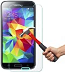 Heartly Crystal Clear Glossy Hot Transparent Ultra Screen Gaurd Scratch Protector For Samsung Galaxy S5 i9600