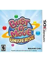 Bust-a-Move Universe (Nintendo 3DS) (NTSC)