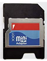 Mini SD Card to SD Card MiniSD Adapter = 1 pc.