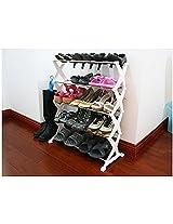 DivineXt DIY Portable shoe Organiser rack holder 15 pairs