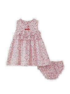 KANZ Baby Sleeveless Dress (Red)