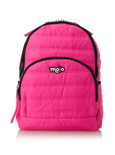 Mojo Pufft Backpack, Neon Pink