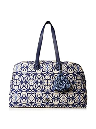 RAFE NEW YORK Large Weekender, Batik Blue