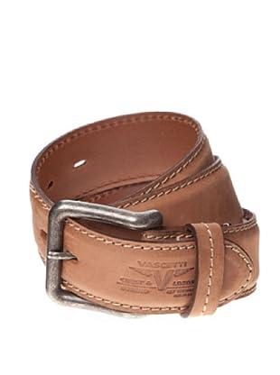 Springfield Cinturón Nobuck Alomado (Tostado)