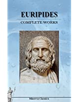 Complete Works of Euripides (Afrikaans Edition)