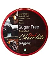 Sugar Less Bliss Sugar Free Assorted Chocolite, 500g