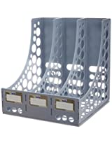 Solo FS- 301 File and Book Shelf XL - Grey