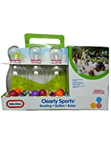 Little Tikes Clearly Sports Bowling Set - Girl