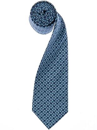 Lester Corbata Caracoles Azul