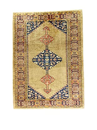 Eden Teppich   Heibe 205X283 mehrfarbig