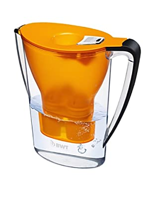 Severin 9006 - Jarra Filtro de Agua de 2,7 Litros Color Naranja