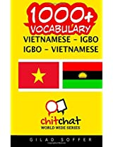 1000+ Vietnamese-igbo Igbo-vietnamese Vocabulary