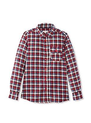 ESPRIT Camisa Cornus (Rojo)