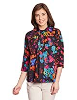 Shakumbhari Women's Top