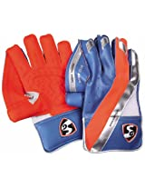 SG Super Club Wicket Keeping Gloves, Youth