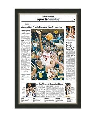 Final Four: Oklahoma vs. Missouri 2002