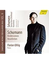 Schumann:Kinderszenen  [Florian Uhlig] [HANSSLER CLASSIC: 98.059]