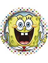 SpongeBob SquarePants Dinner Plates, 8ct