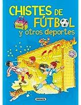 CHISTES DE FÚTBOL (Adivinanzas y Chistes)