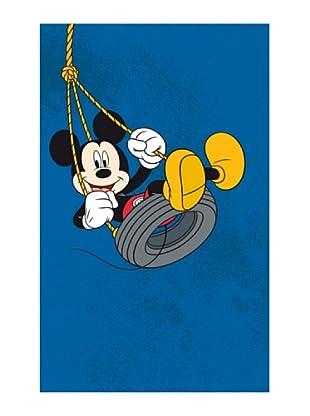 ABC Tappeti Alfombra Disney Comfort Line (Mickey Columpio)