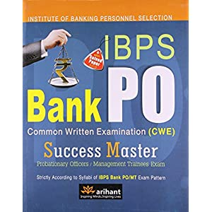 IBPS (CWE) Bank PO Probationary Officer/Management Trainee Exam (Old Edition)